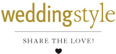 Featured on weddingstyle